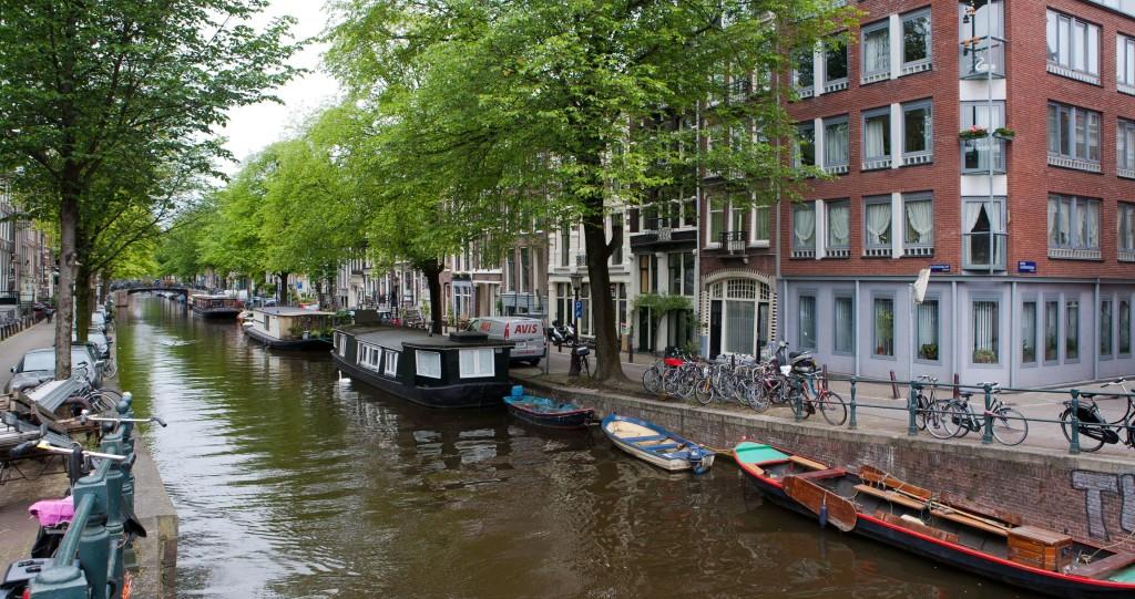 Amsterdam a settembre 03