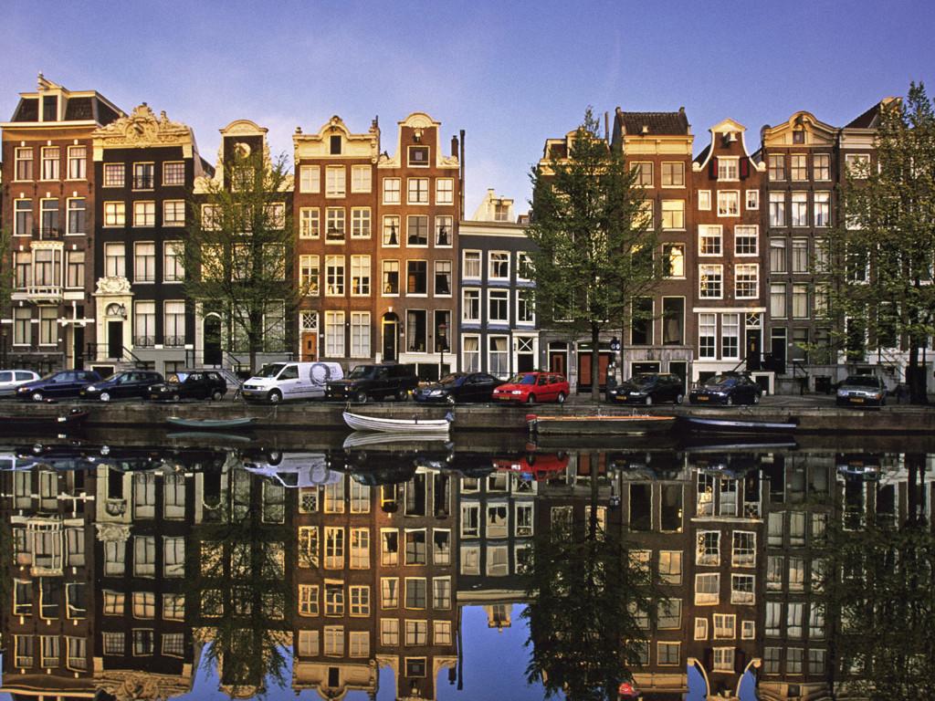 Amsterdam a settembre 04