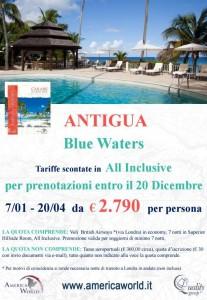 Antigua – Perla dei Caraibi - scheda