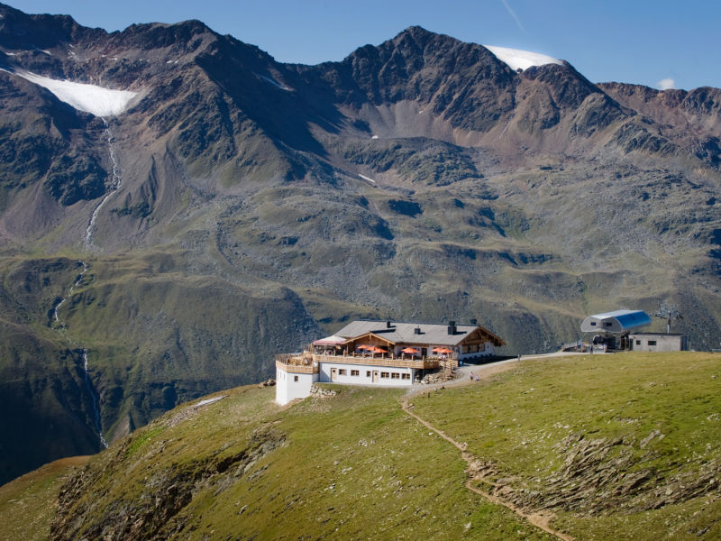 Estate ad Obergurgl