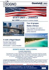 Usa - Jamaica - scheda