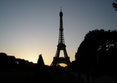 Week-end a Parigi